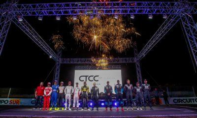 Presentados pilotos y equipos de la temporada 2018 del CTCC
