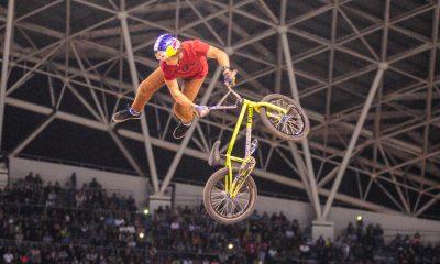 Los cinco mejores del mundo estarán en el BMX Freestyle