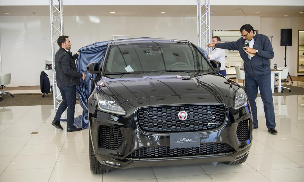 Motores Británicos presentó en Costa Rica el nuevo Jaguar E-PACE