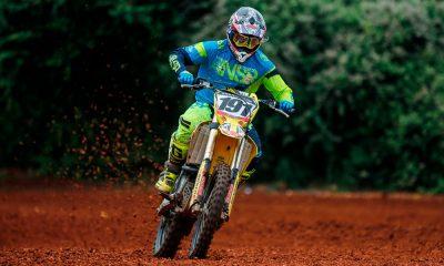 Roberto Castro renovó con Suzuki y Top One