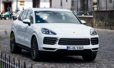 Porsche Cayenne en Guatemala