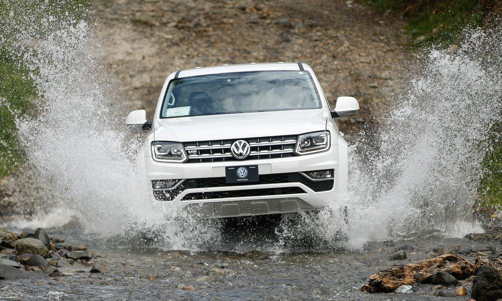 Probamos el Volkswagen Amarok V6