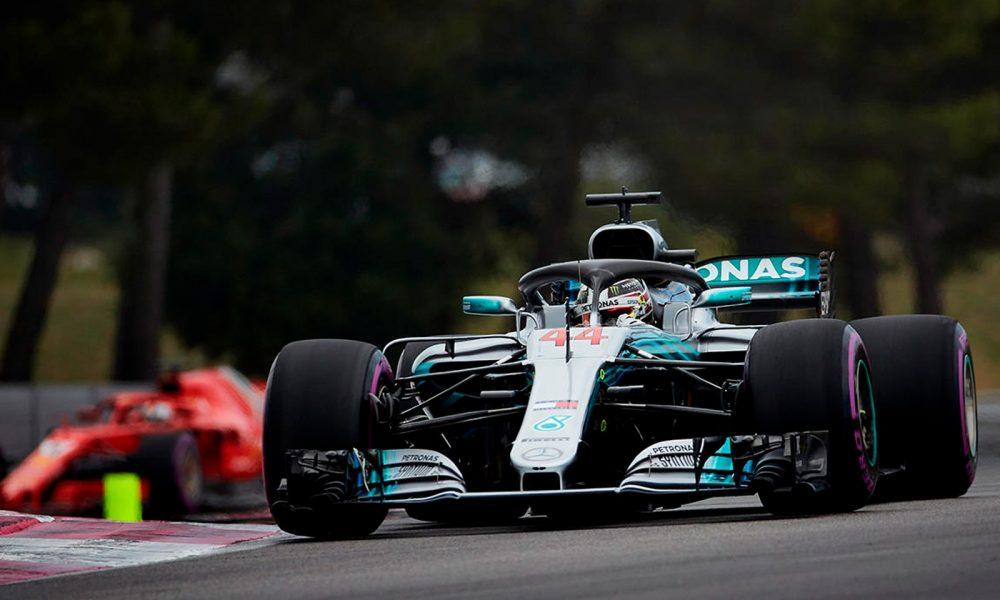 Hamilton gana el GP de Francia y lidera la F1 de nuevo