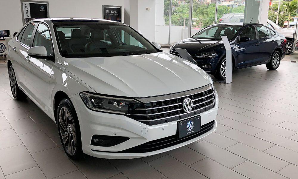 Volkswagen presentó el Jetta, el Polo hatchback y el nuevo Virtus