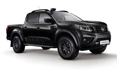 Nissan devela el Navara Dark Sky Concept y la Nissan Navara N-Guard