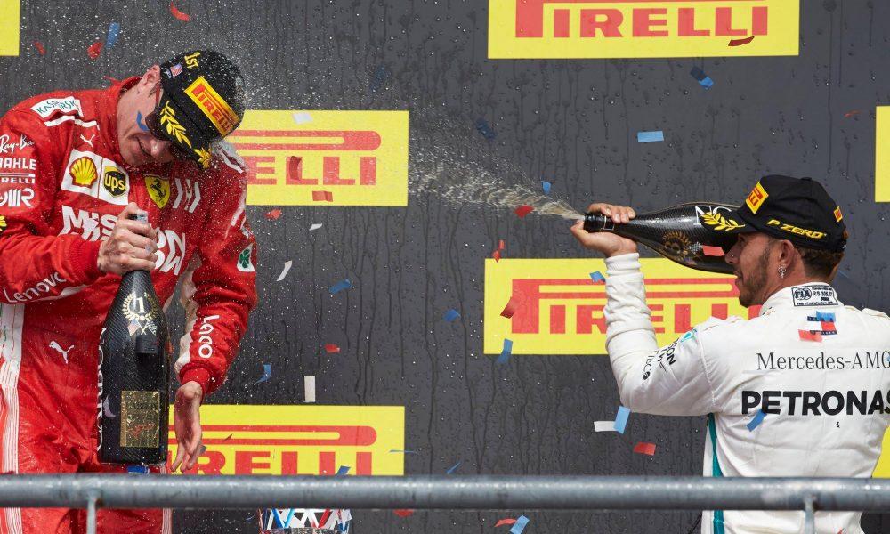 Lewis Hamilton quedó a un paso del título