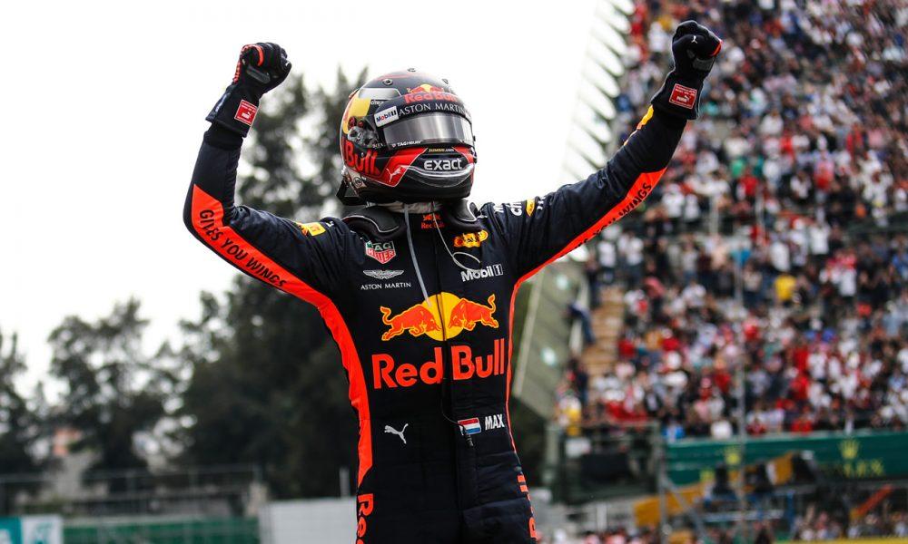 Verstappen gana en México y Hamilton es campeón