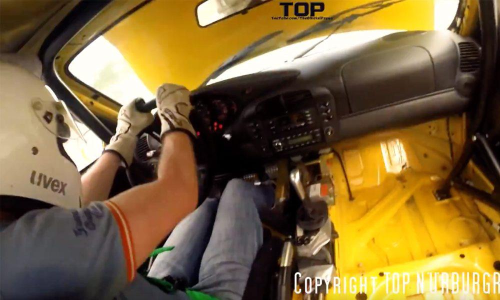 Aterrador accidente de un Porsche 911 GT3 en Nordschleife
