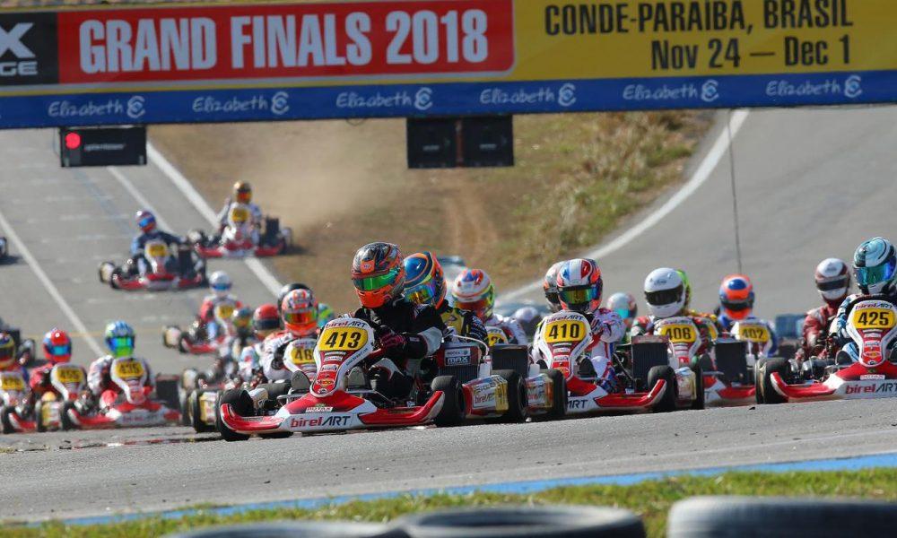 Final Mundial Rotax DD2, video en vivo desde Brasil