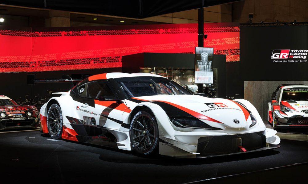 Toyota presentó un Supra para competir en el Super GT en el 2020