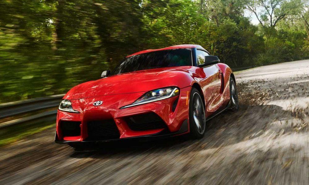 Presentado oficialmente el nuevo Toyota Supra