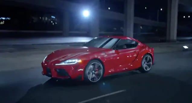 Se filtran videos y fotos del Toyota Supra días antes de su presentación