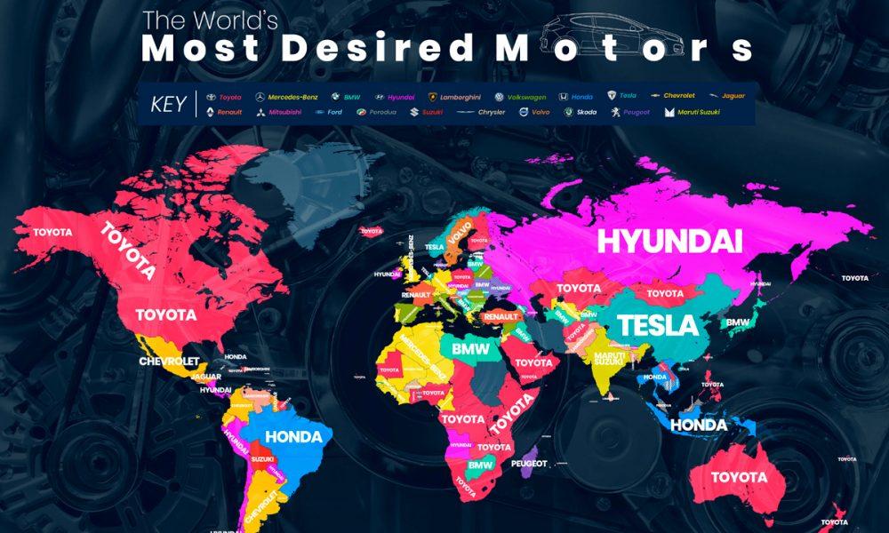 Hyundai fue la marca más buscada por los ticos en Google durante el 2018