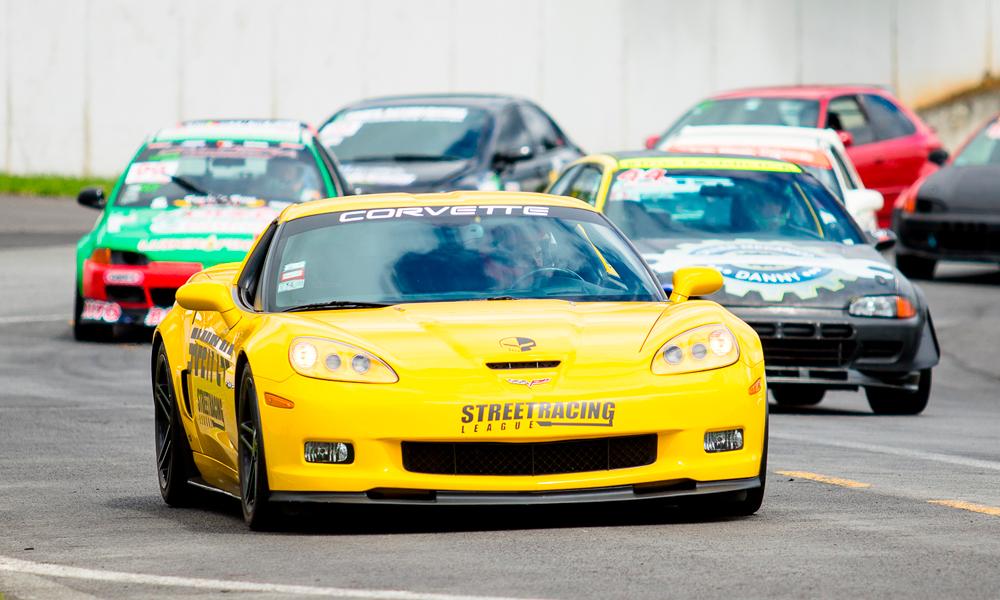 Mañana sábado inicia la temporada del Street Racing League