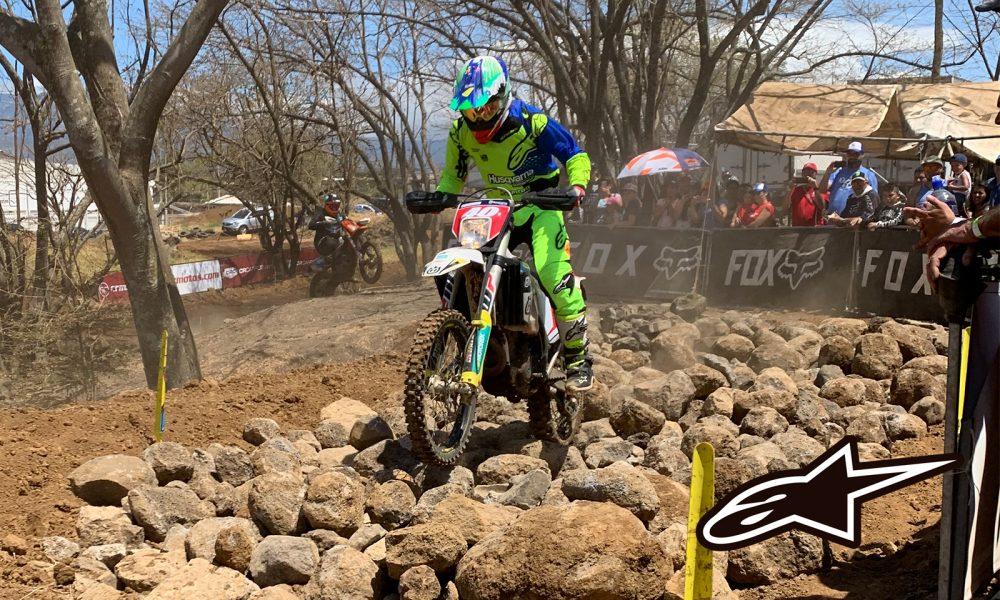 Bruno Consumi campeón del enduro extremo en la Clásica de Motocross Carmona