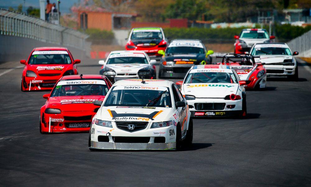 Fotos de la primera fecha Street Racing League