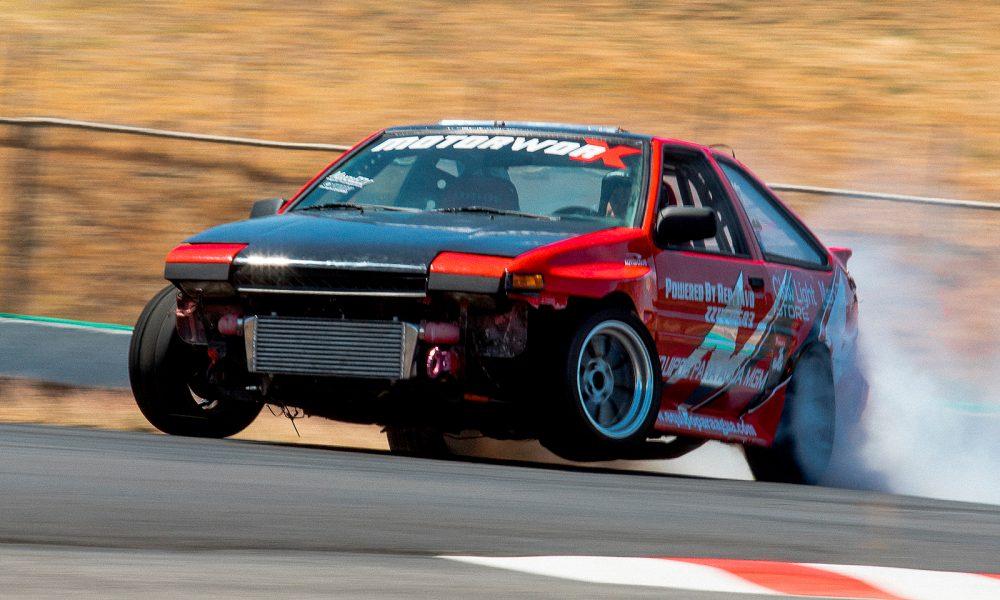 Fotos de la primera fecha del Campeonato Nacional de Drifting