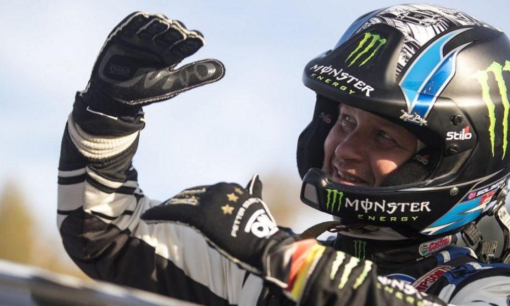 Petter Solberg se retira del automovilismo profesional