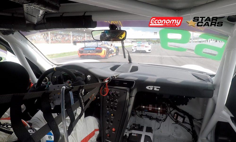 Video GO PRO on board – Porsche de Mauricio Roque y Gabriel Ramos