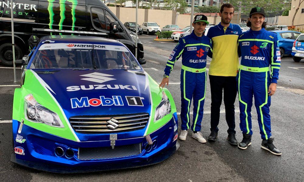 Suzuki presentó su equipo para las Tres Horas de Costa Rica