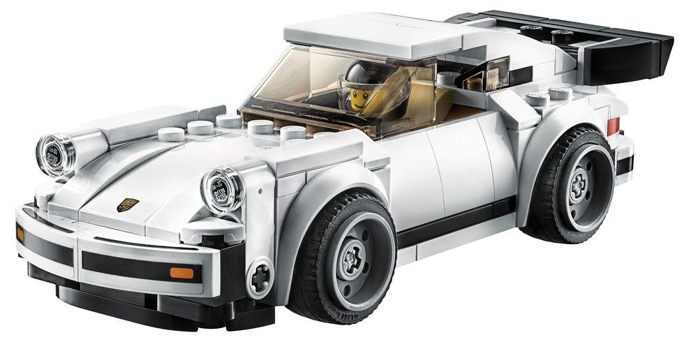 Lego presenta el Porsche 911 Turbo de 1974