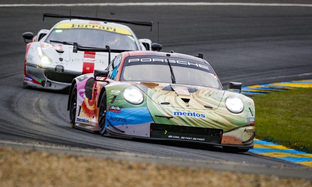 Equipo Porsche Project 1, declarado ganador de su categoría en Le Mans