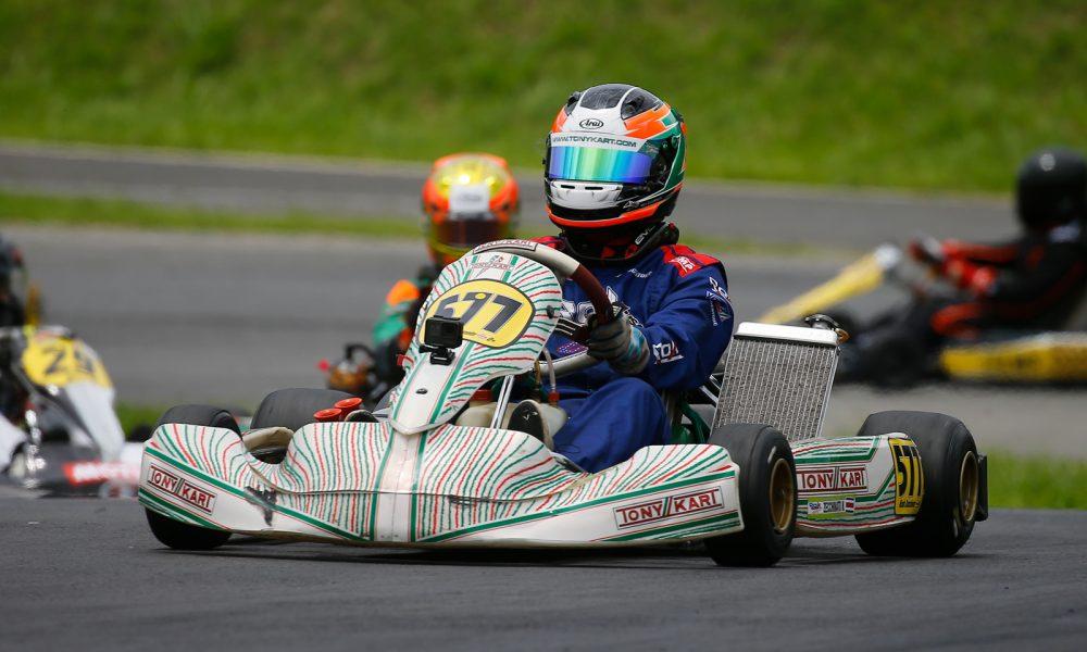 Formal y Zecchinato ganaron en la cuarta fecha del kartismo