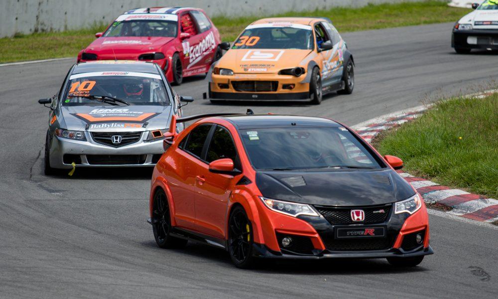 Fotos de la tercera fecha del Street Racing League