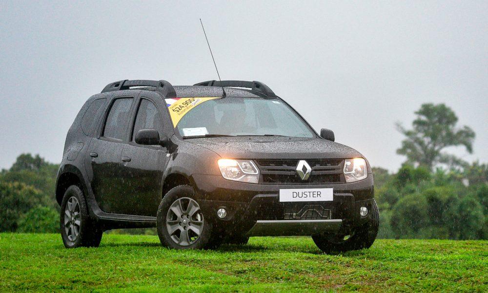 Primer contacto con la nueva Renault Duster