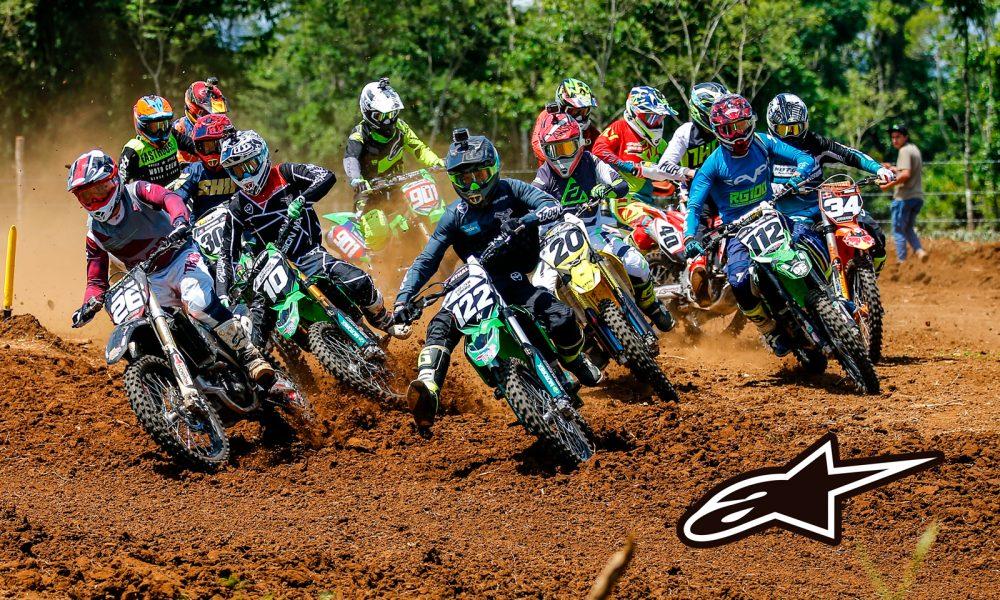 Galería de fotos de la sexta fecha del motocross nacional