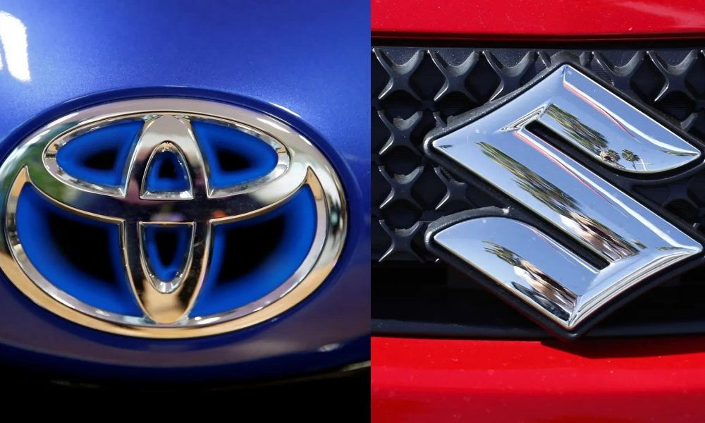 Toyota y Suzuki anunciaron nueva alianza financiera