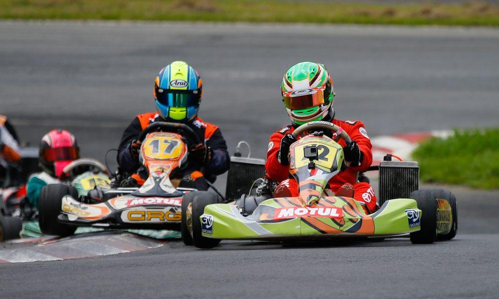 Resumen de la quinta fecha del kartismo en TD+