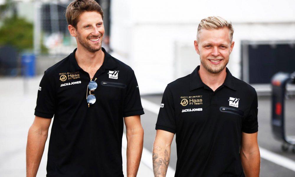 Grosjean y Magnussen seguirán en el equipo Haas de F1 en 2020