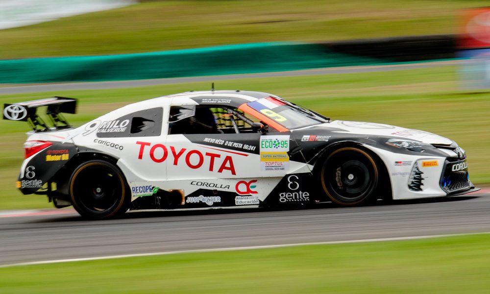 La Escudería Toyota se proclamó campeón del Endurance en el CTCC