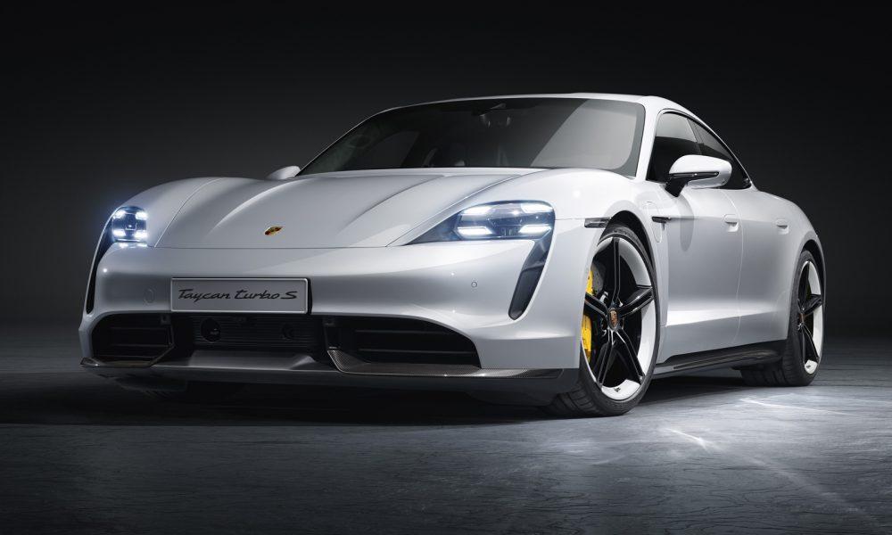 Así es el Taycan, el nuevo auto 100% eléctrico de Porsche