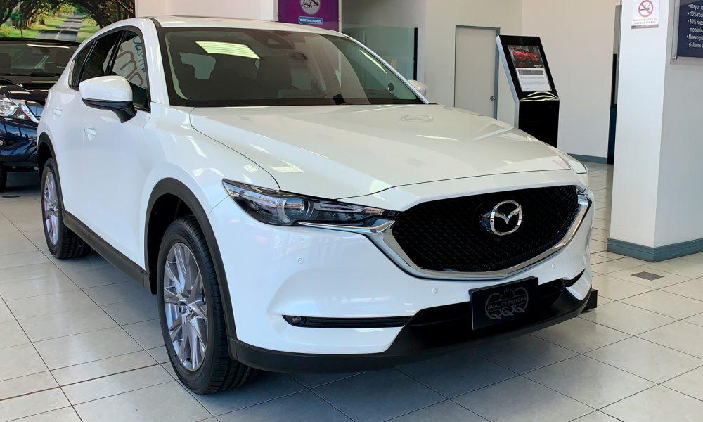 Mazda CX-5 muy cerca de lo premium