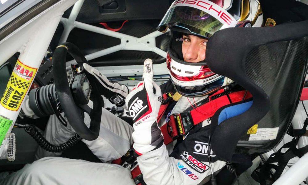 Guatemalteco Mateo Llarena debutará en la Porsche Mobil 1 en el GP de México