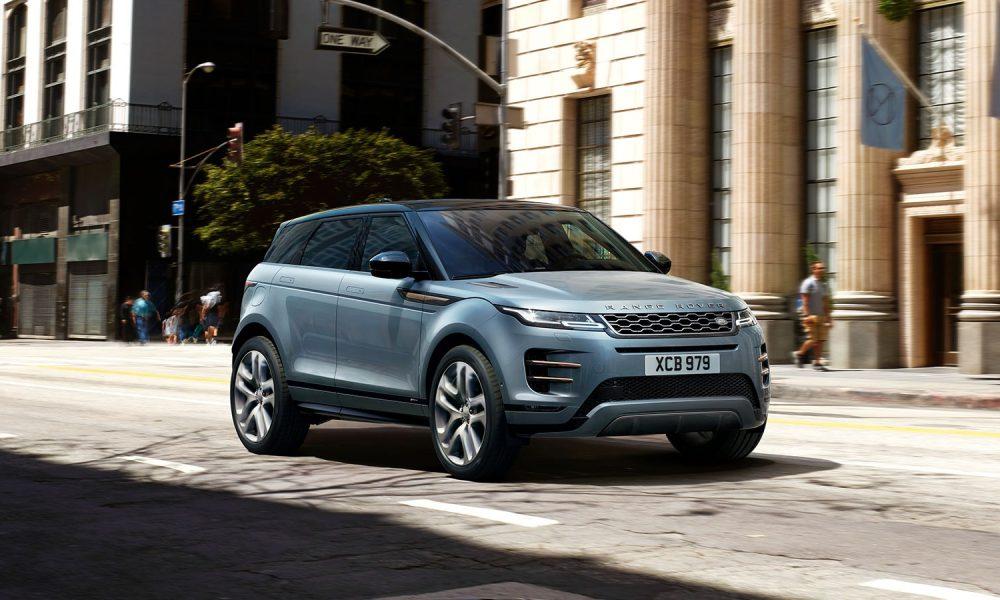 Range Rover Evoque es elegido el mejor SUV por las mujeres