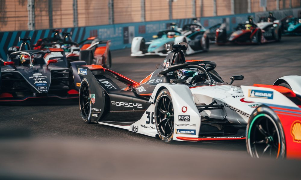 Balance positivo para Porsche en su debut en Fórmula E