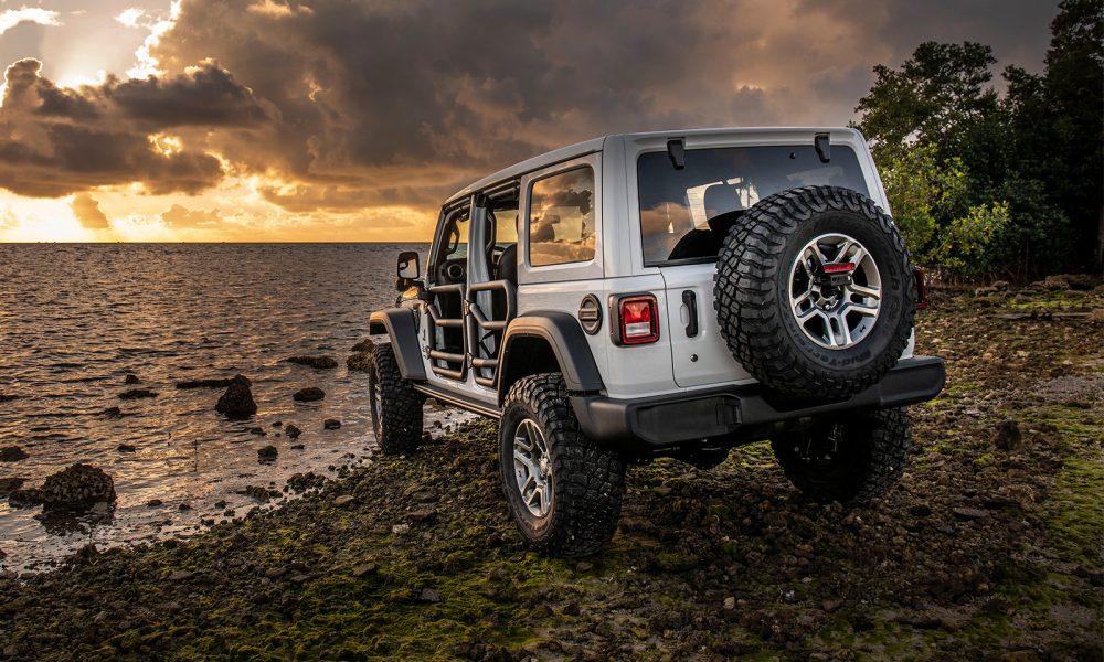 Jeep Wrangler nombrado 4×4 del año en Sema por décimo año consecutivo
