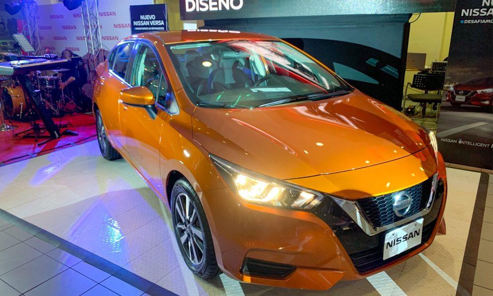 Agencia Datsun presentó el nuevo Nissan Versa