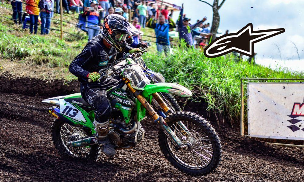 Justin Alvarado se coronó campeón nacional de motocross
