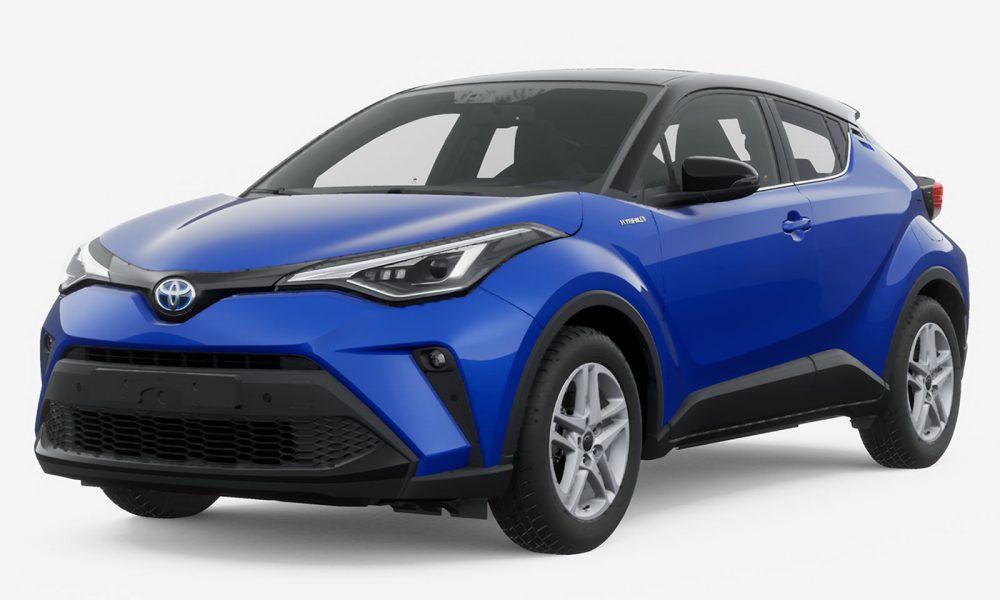 Grupo Purdy introduce el nuevo crossover híbrido de Toyota