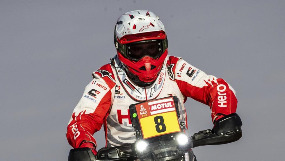 Rally Dakar: murió el motociclista Paulo Gonçalves