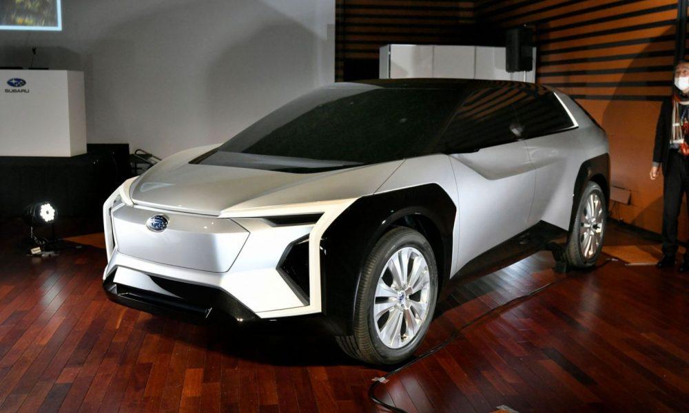 Subaru y Toyota presentan primeras imágenes de su SUV eléctrico