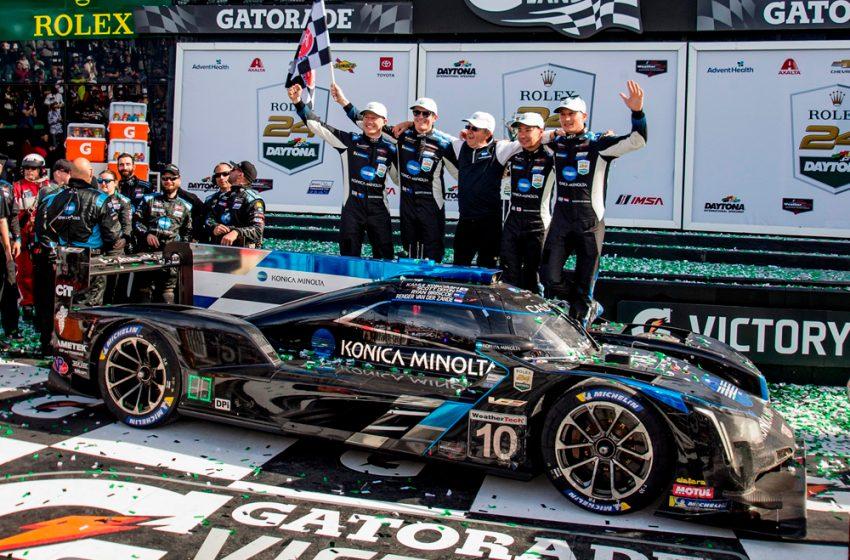 Cadillac vuelve a ganar las 24 Horas de Daytona