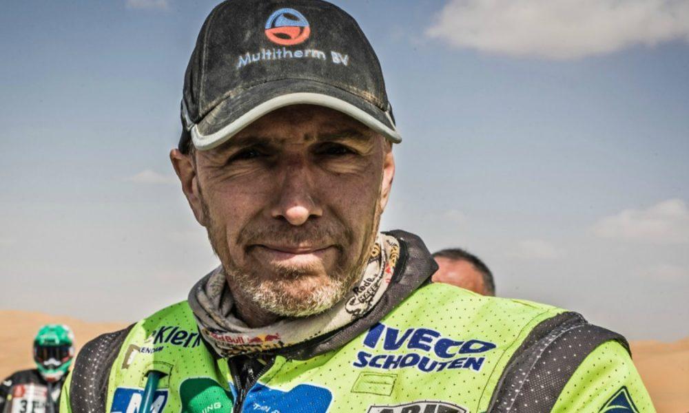 Fallece Edwin Straver, segunda victima del Dakar 2020