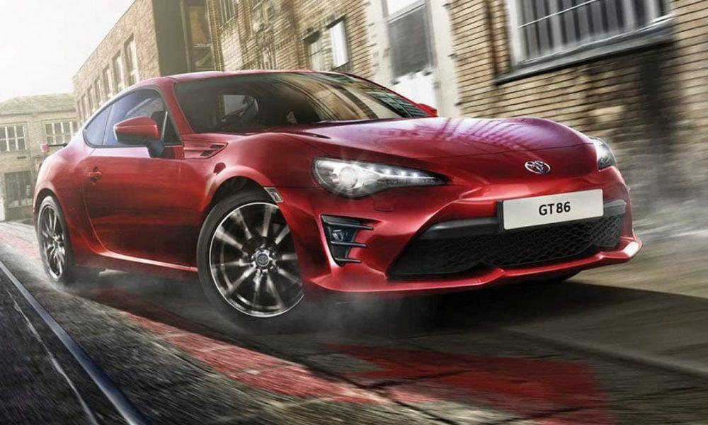 Toyota rebautiza el GT86 por GR 86 y le aumenta la potencia
