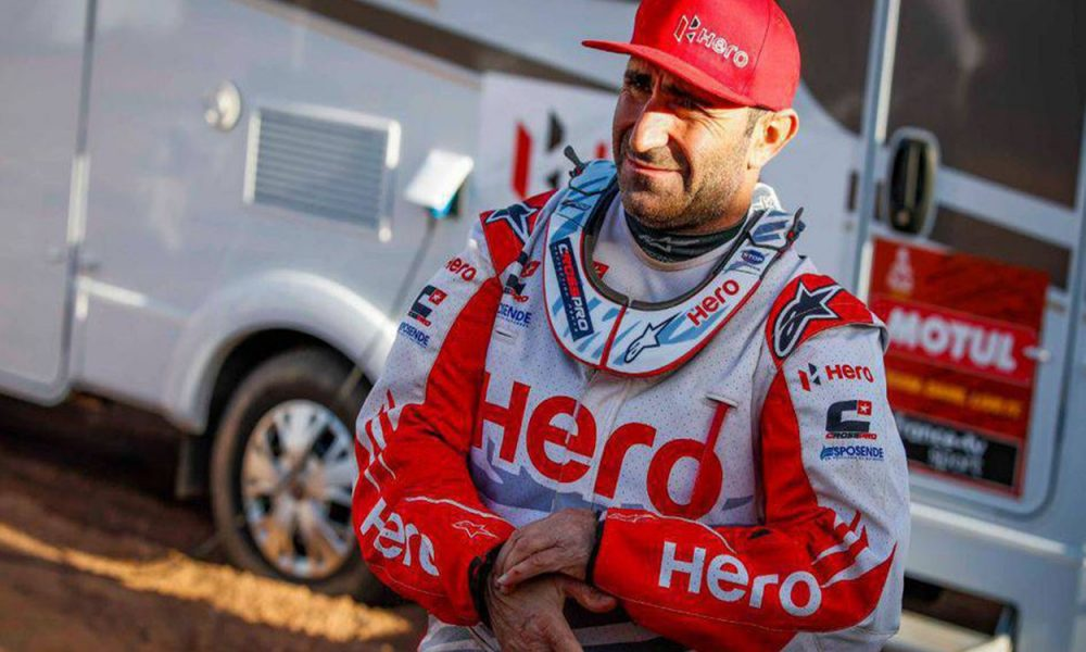 Dakar 2020 – Homenaje a Paulo Gonçalves