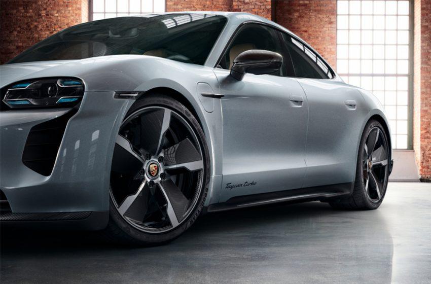 Cada Taycan se convierte en un vehículo único en Porsche Exclusive Manufaktur